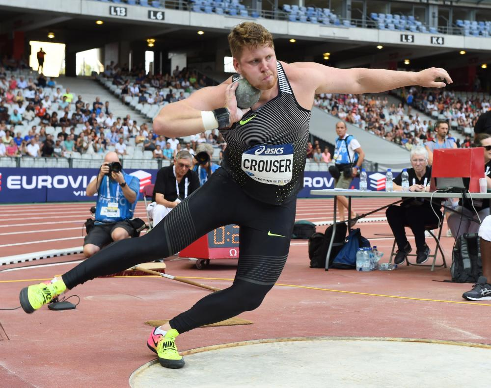 2016 Rio Olympics News Ryan Crouser Feature Olympic